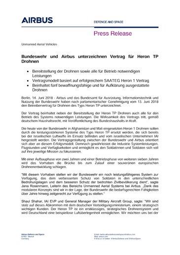 Press Release UAVs 14062018-DE