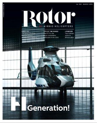 Rotor magazine 100