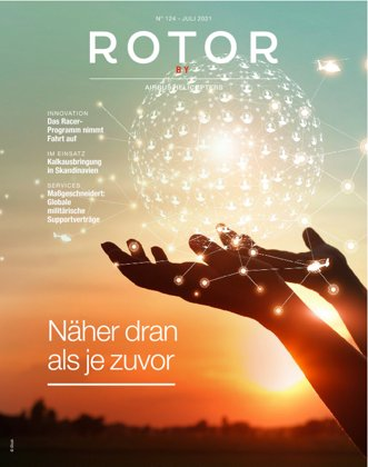 Rotor Magazine 124 DE