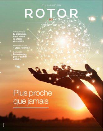 Rotor Magazine 124 FR