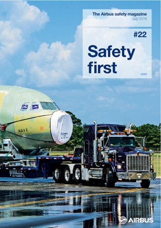 Safety First #22 / July 2016