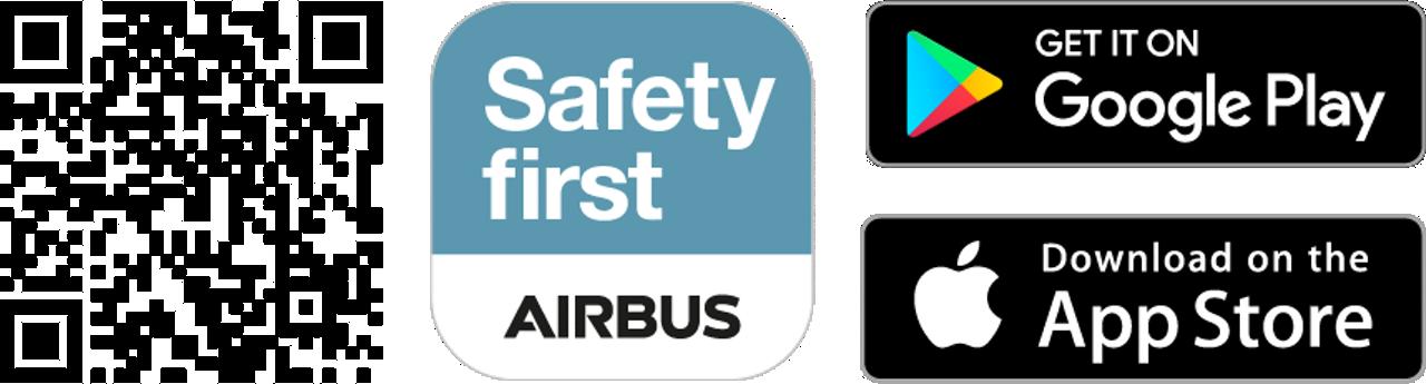 Safety First App QR Code