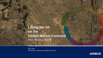 2019-2038 Global Market Forecast briefing - Bob Lange