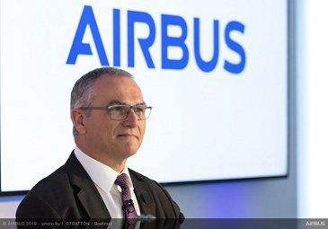 Airbus Global Market Forecast 2019-2038 - Press Conference