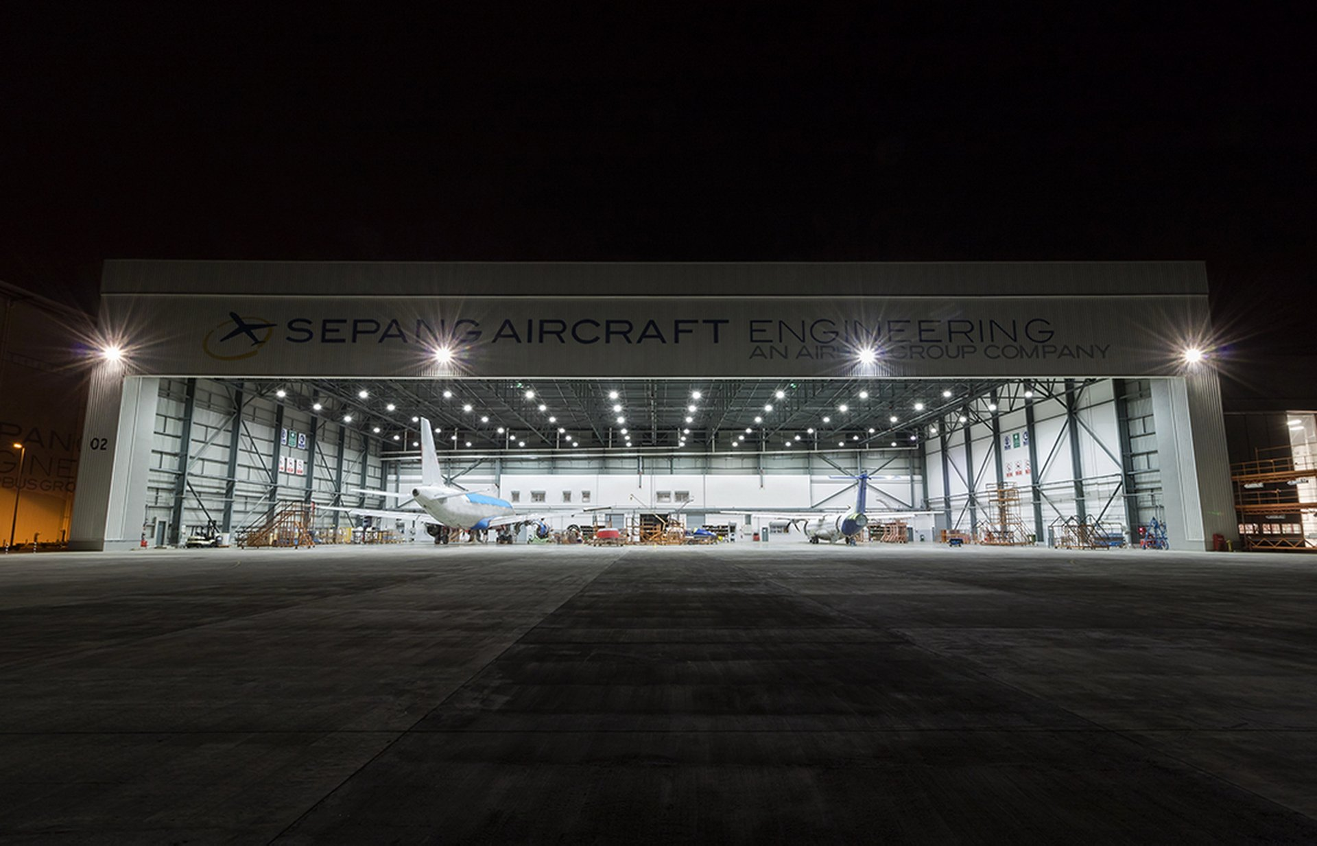 Sepang Aircraft Engineering (SAE), a maintenance, repair and overhaul centre based in Kuala Lumpur, Malaysia, had been partially owned by Airbus since 2011 before becoming a fully-owned subsidiary in October 2017 following Airbus' acquisition of the centre's remaining shares