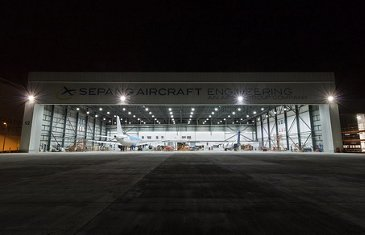 Sepang Aircraft Engineering (SAE)