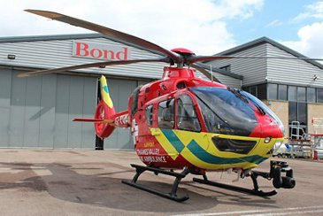 Bond Air Services to Deliver UK's First H135 to Thames Valley Air Ambulance