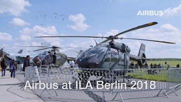 ILA Berlin Air Show Highlights