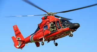 Airbus Helicopters Inc. saluted the U.S. Coast Guard on Wednesday for its recent milestone achievement of reaching 1.5 million flight hours with the service's fleet of MH-65 Dolphin patrol and search-and-rescue helicopters.