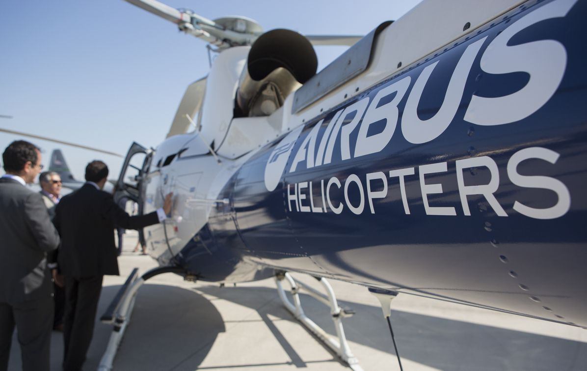 Airbus Helicopters' Strong Presence at FIDAE 2016