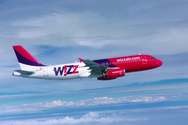 Wizz Air commits to buy 50 Airbus A320s