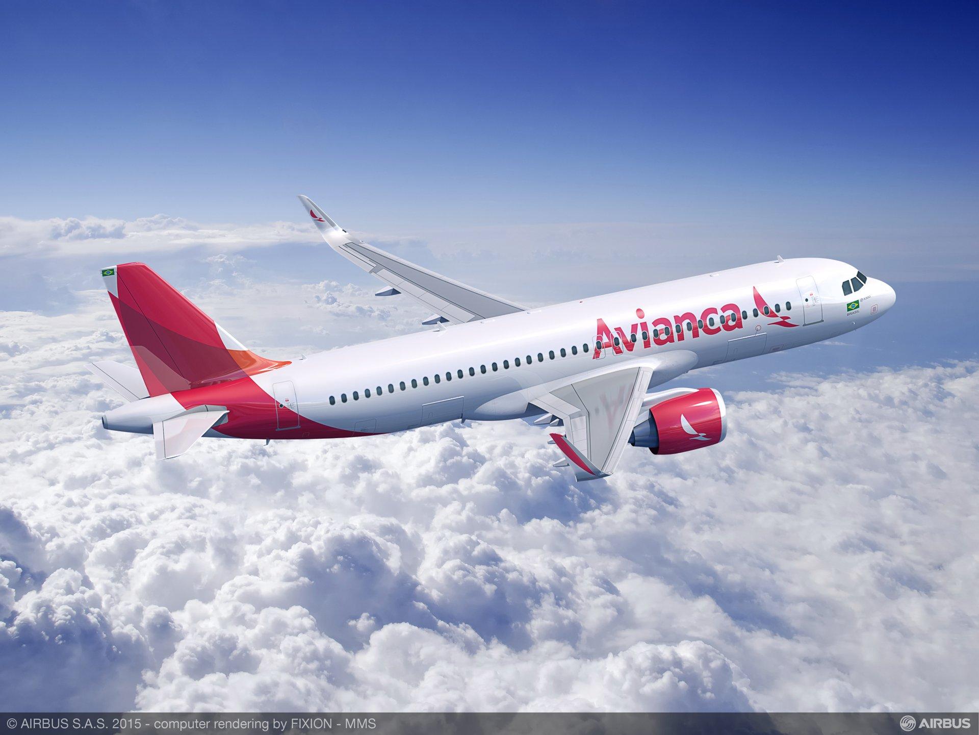 A320neo Avianca