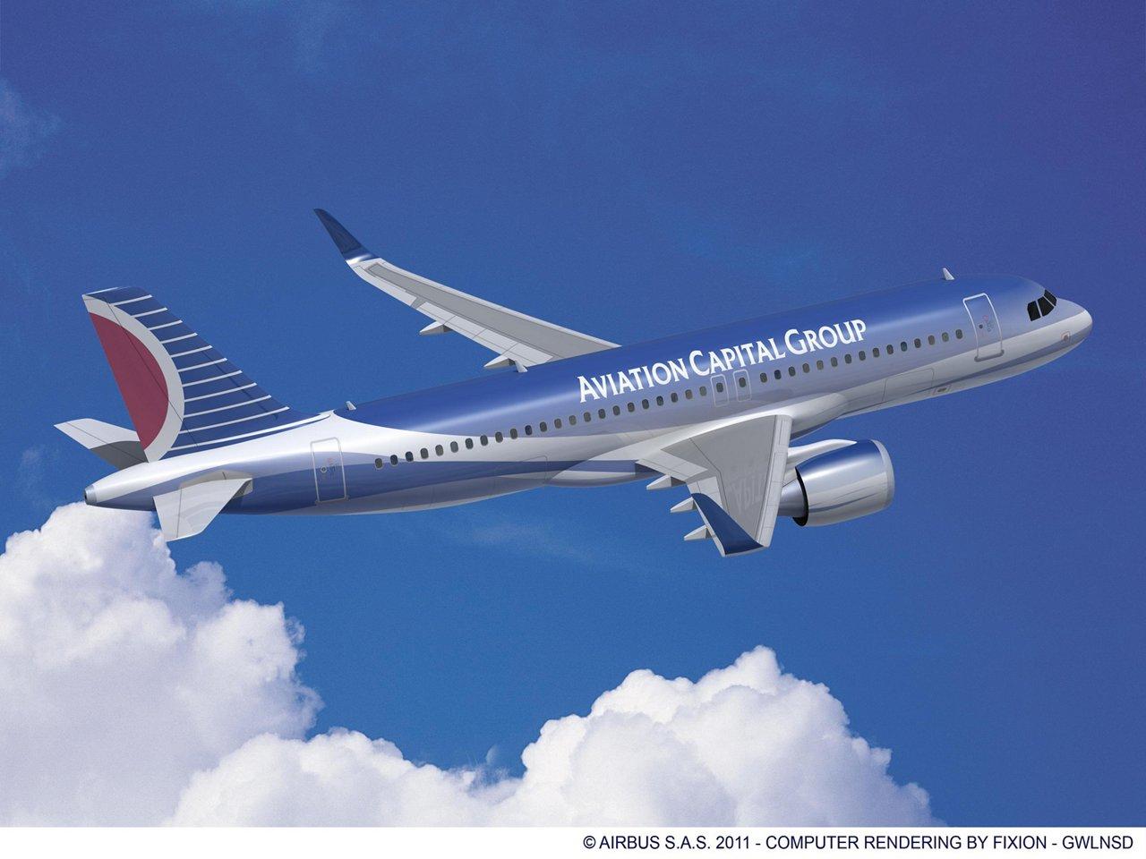 A320neo CFM ACG
