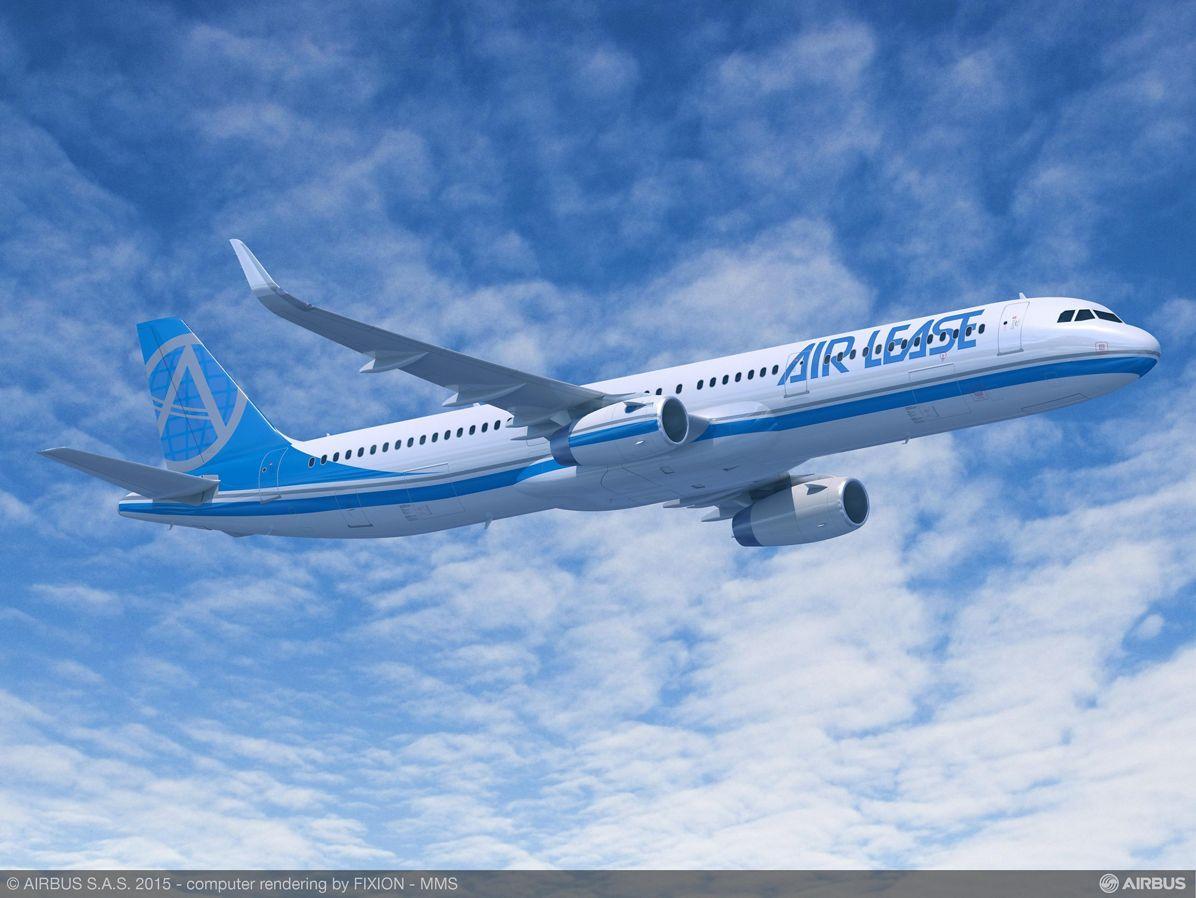 A321 Sharklet_Air Lease Corporation