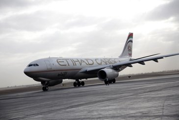 A330-200F Etihad Cargo