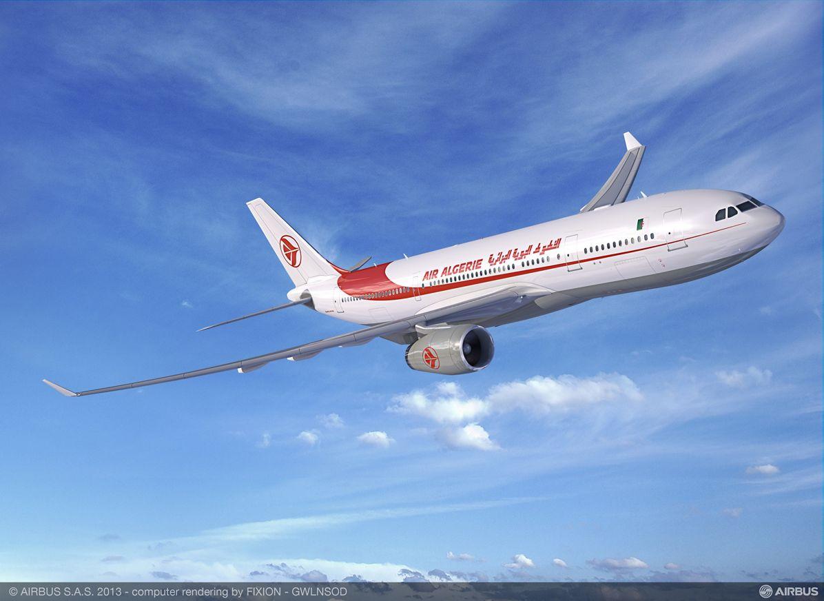 A330-200 Air Algerie