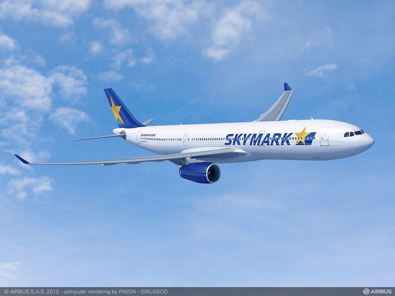 A330-300 Skymark