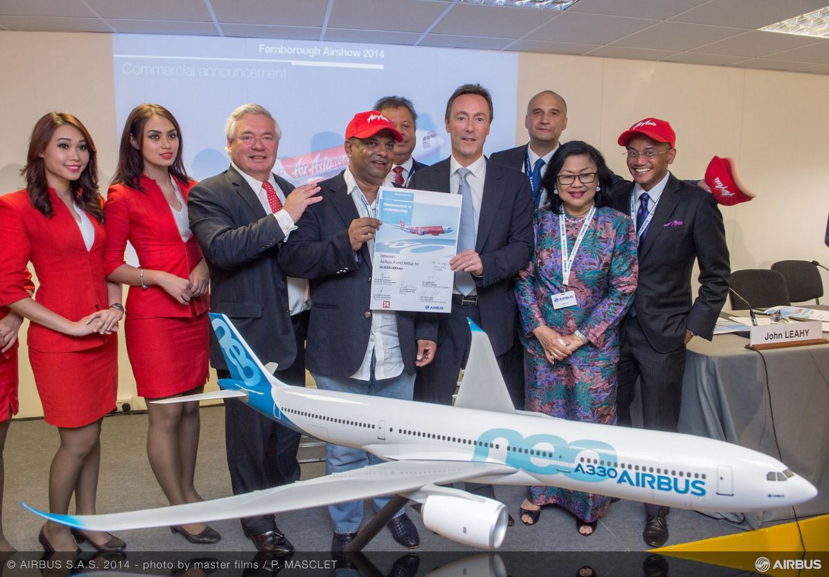 A330NEO Air Asia X Announcement-05