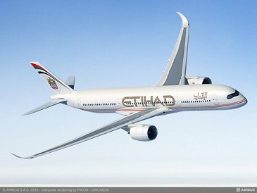 A350-900 Etihad