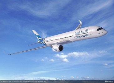 A350-900 Libyan Wings