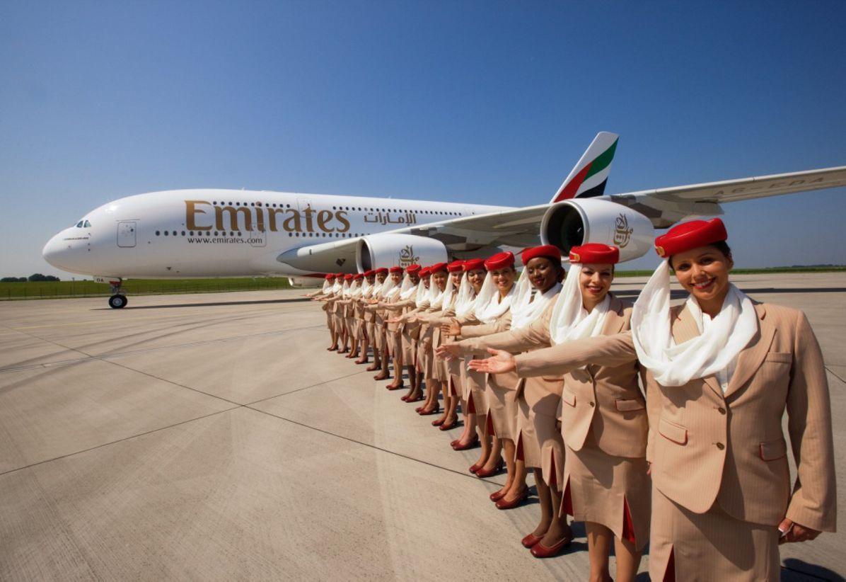 A380 Emirates Cabin Crew