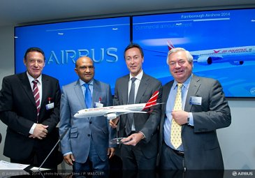 Air Mauritius announcement-2