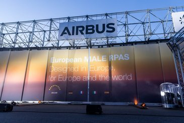 Airbus European MALE at ILA 2018