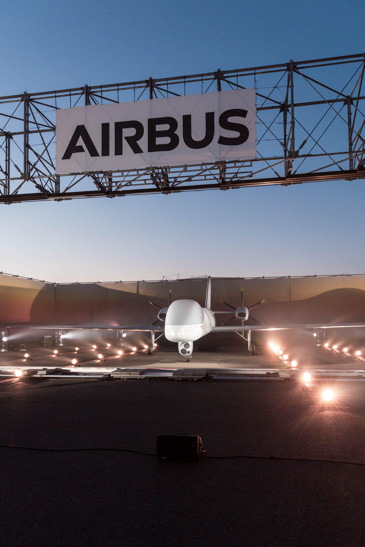Airbus European MALE at ILA 2018