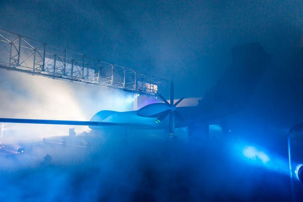 Airbus European MALE Rehearsal at ILA 2018