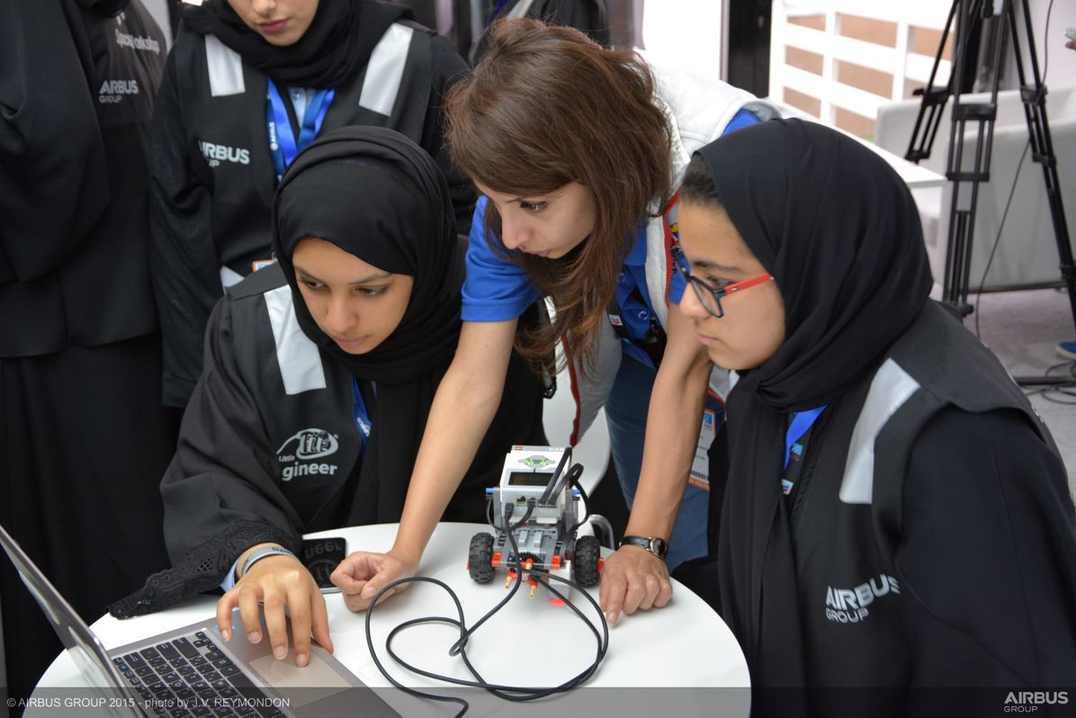 Building tomorrow's leaders: Airbus Little Engineer initiative fosters talent development