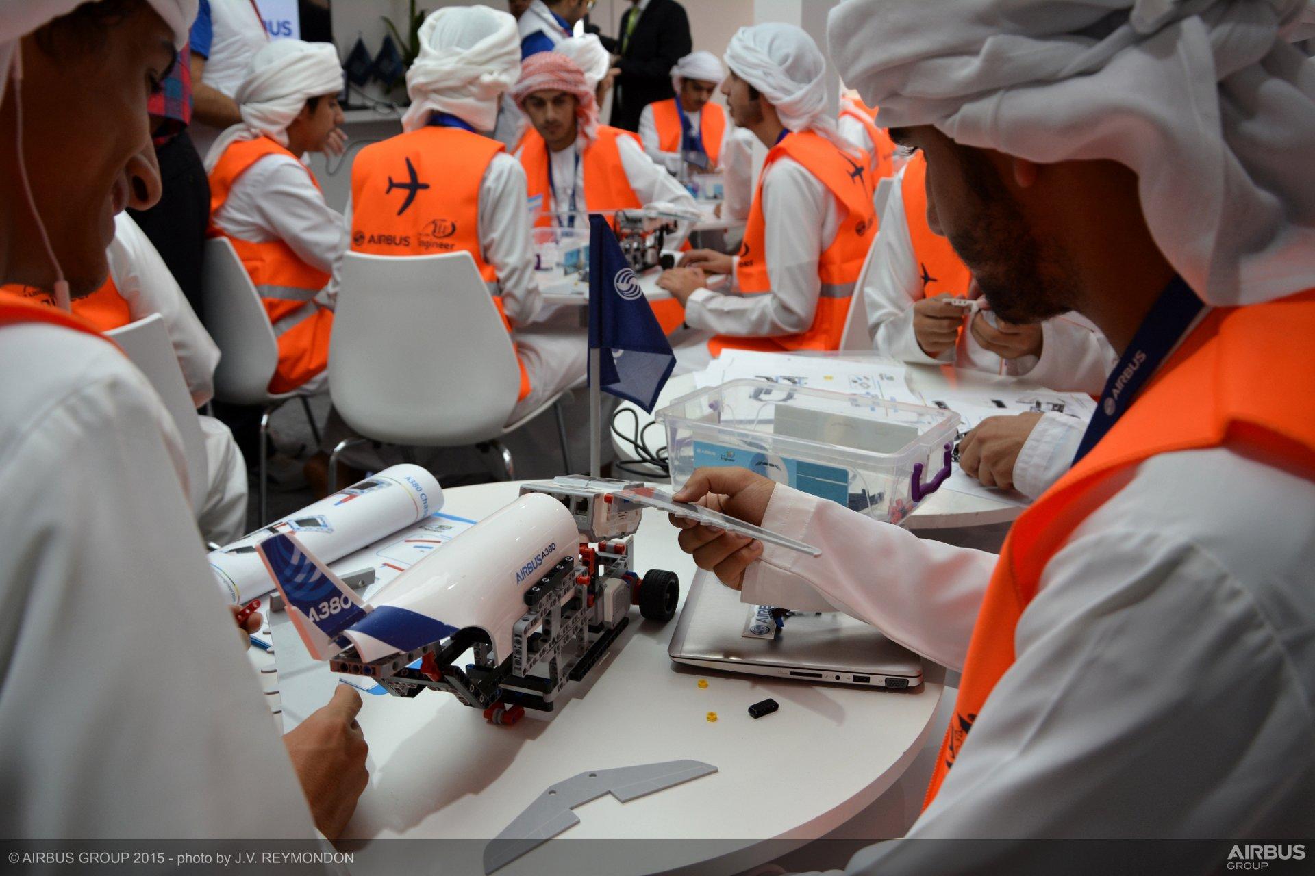 Airbus Little Engineer initiative_2