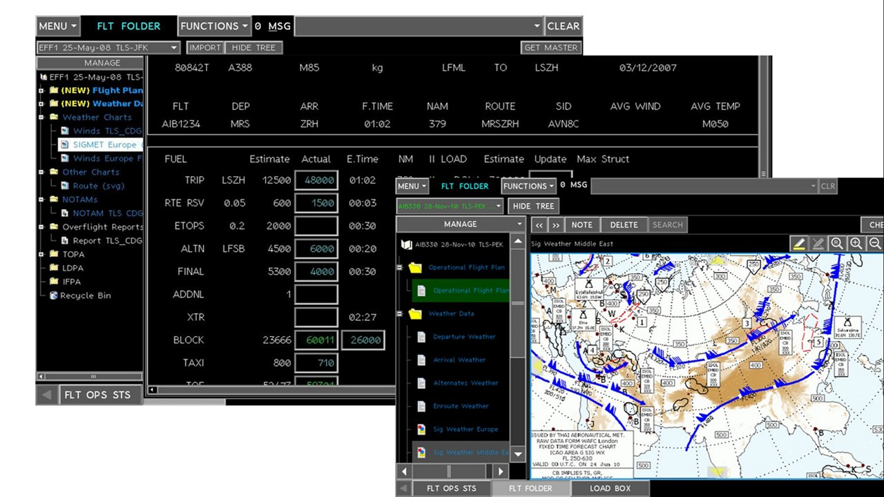AirAsia_Airbus Smarter Fleet Electronic Flight Folder