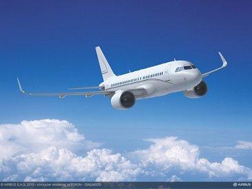 Alpha Star's Airbus ACJ319neo