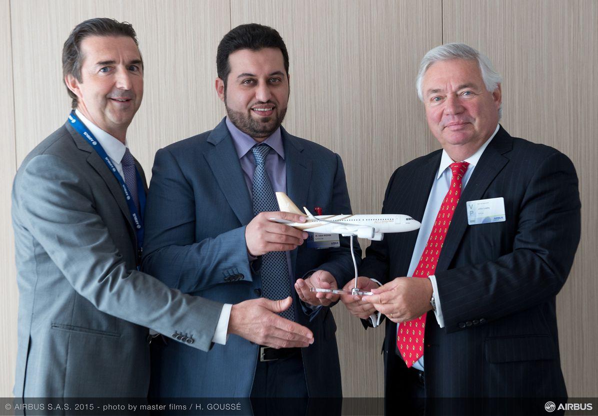 Alpha Star orders Airbus ACJ319neo