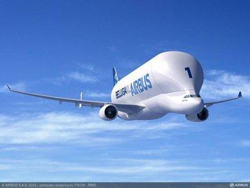 Beluga XL major aerostructure suppliers 2