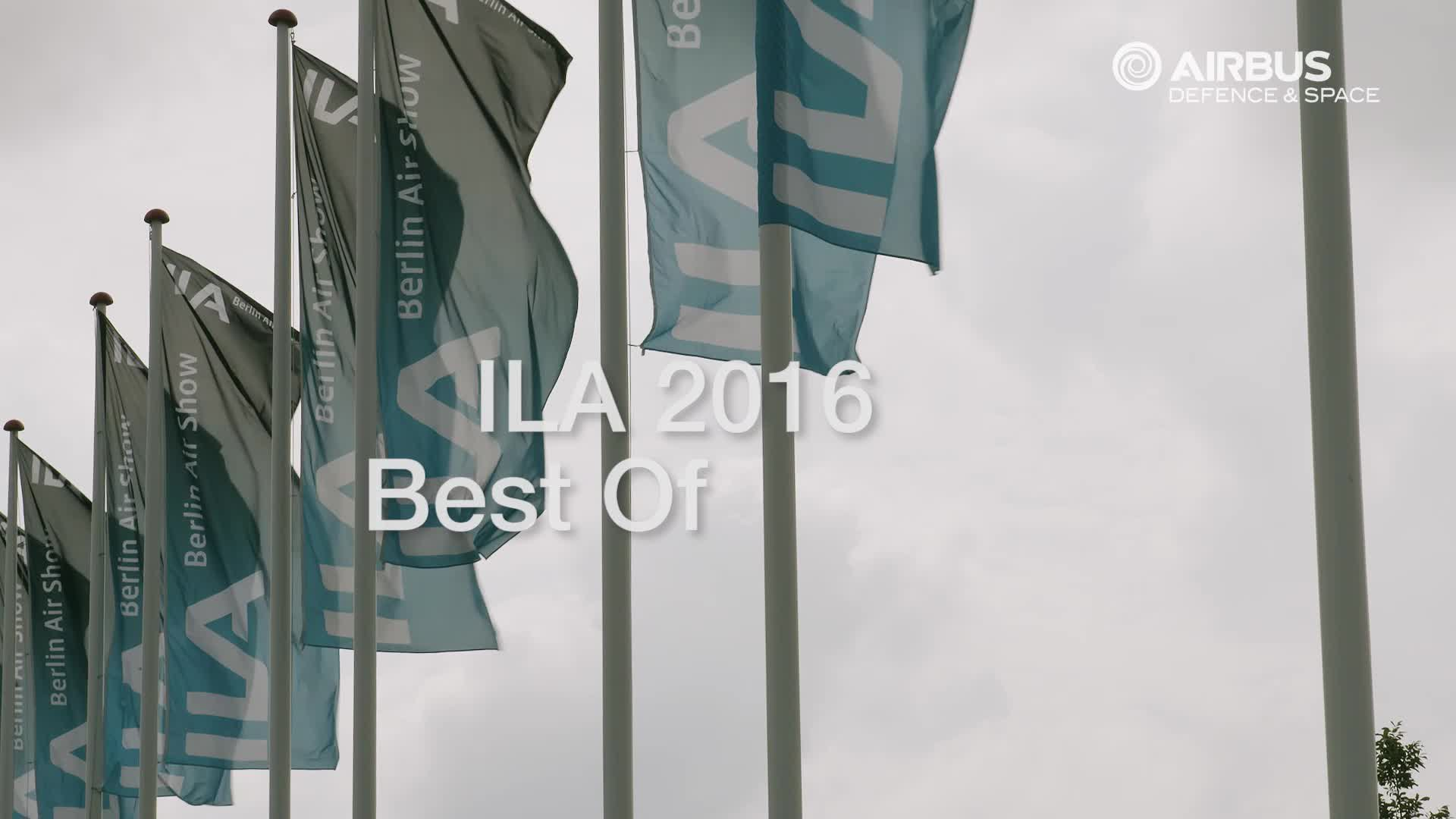Best of Airbus Defence and Space @ ILA Berlin Air Show 2016