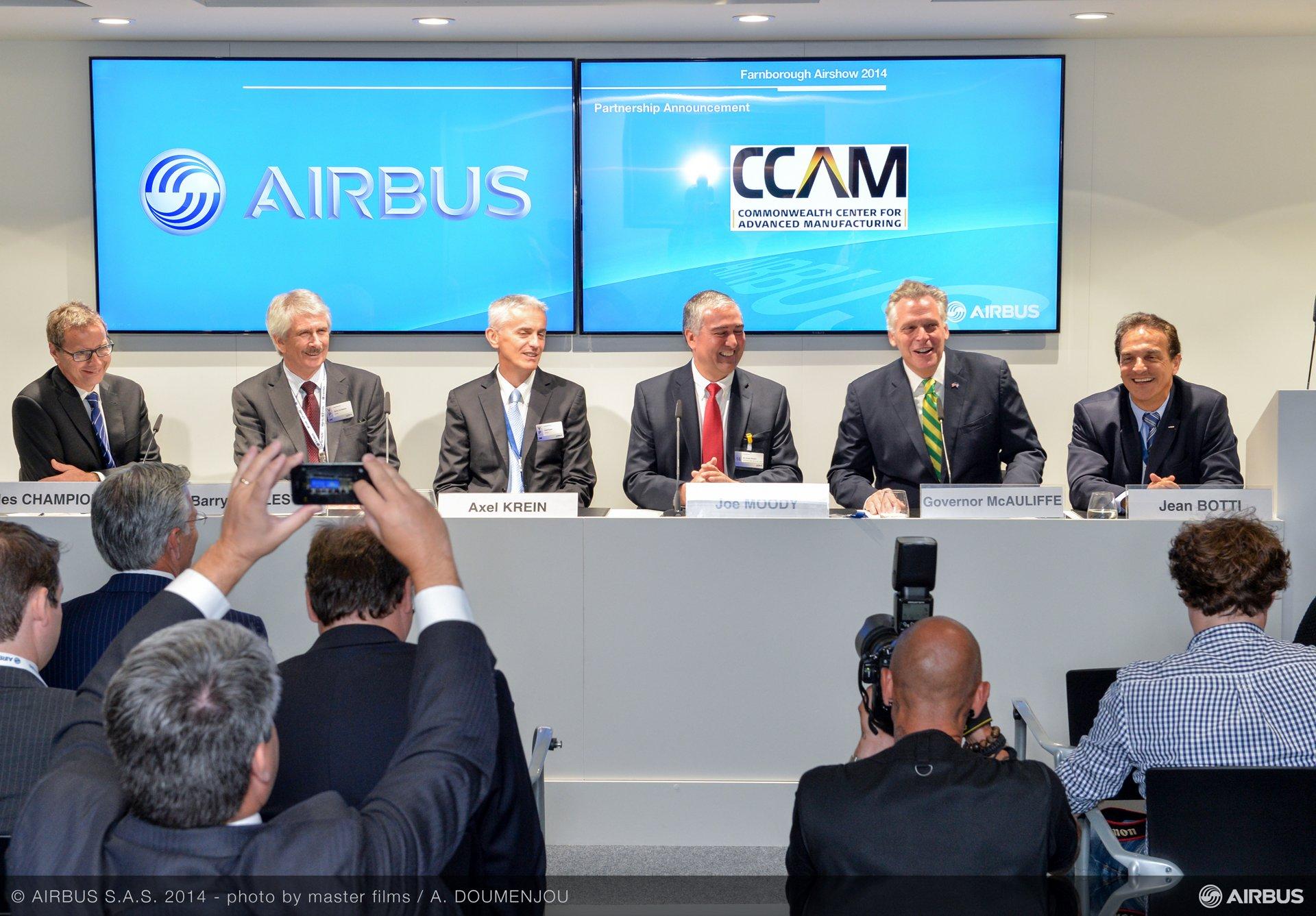 CCAM partnership announcement 2