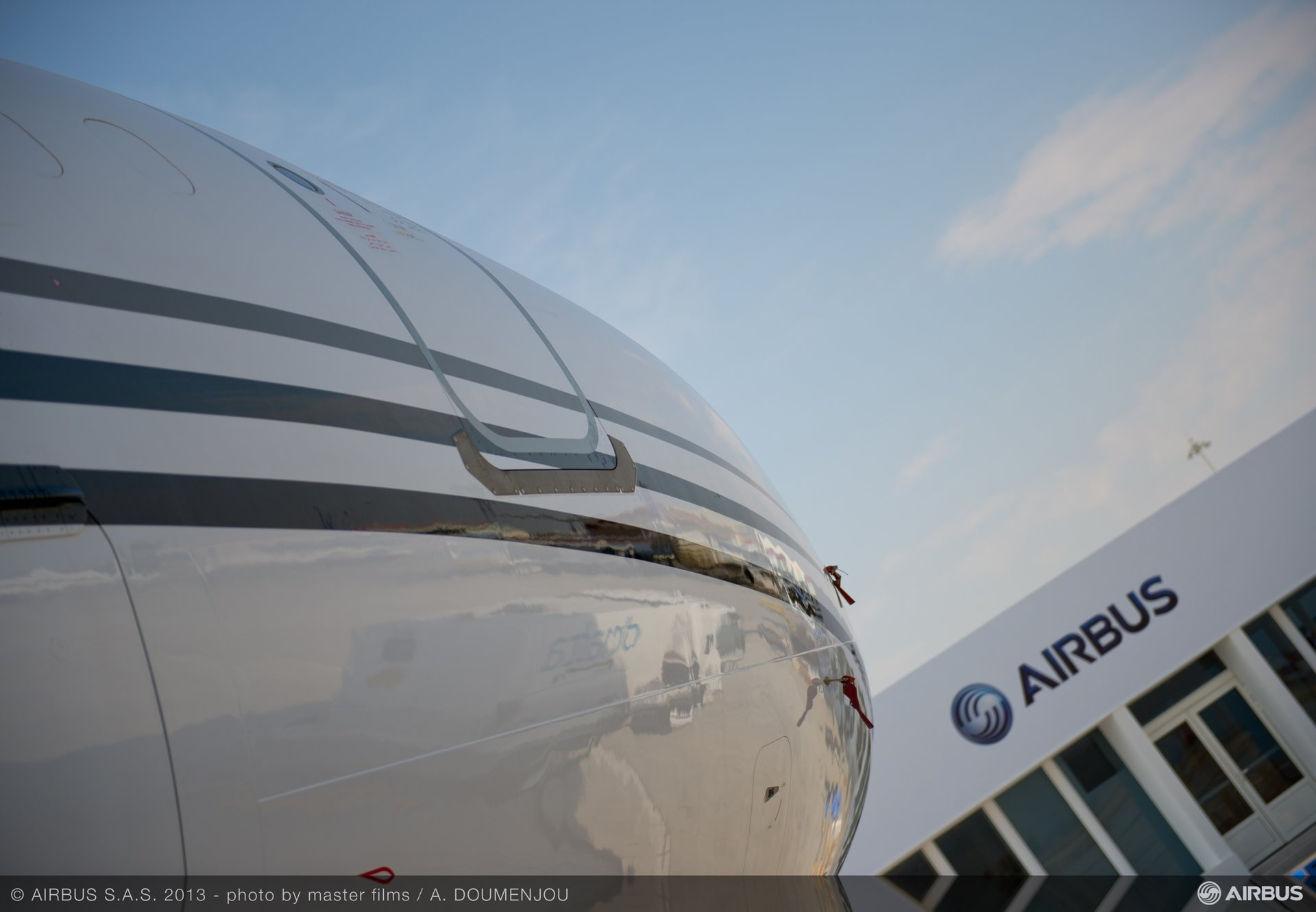 Day one ambiance 11 detail A320