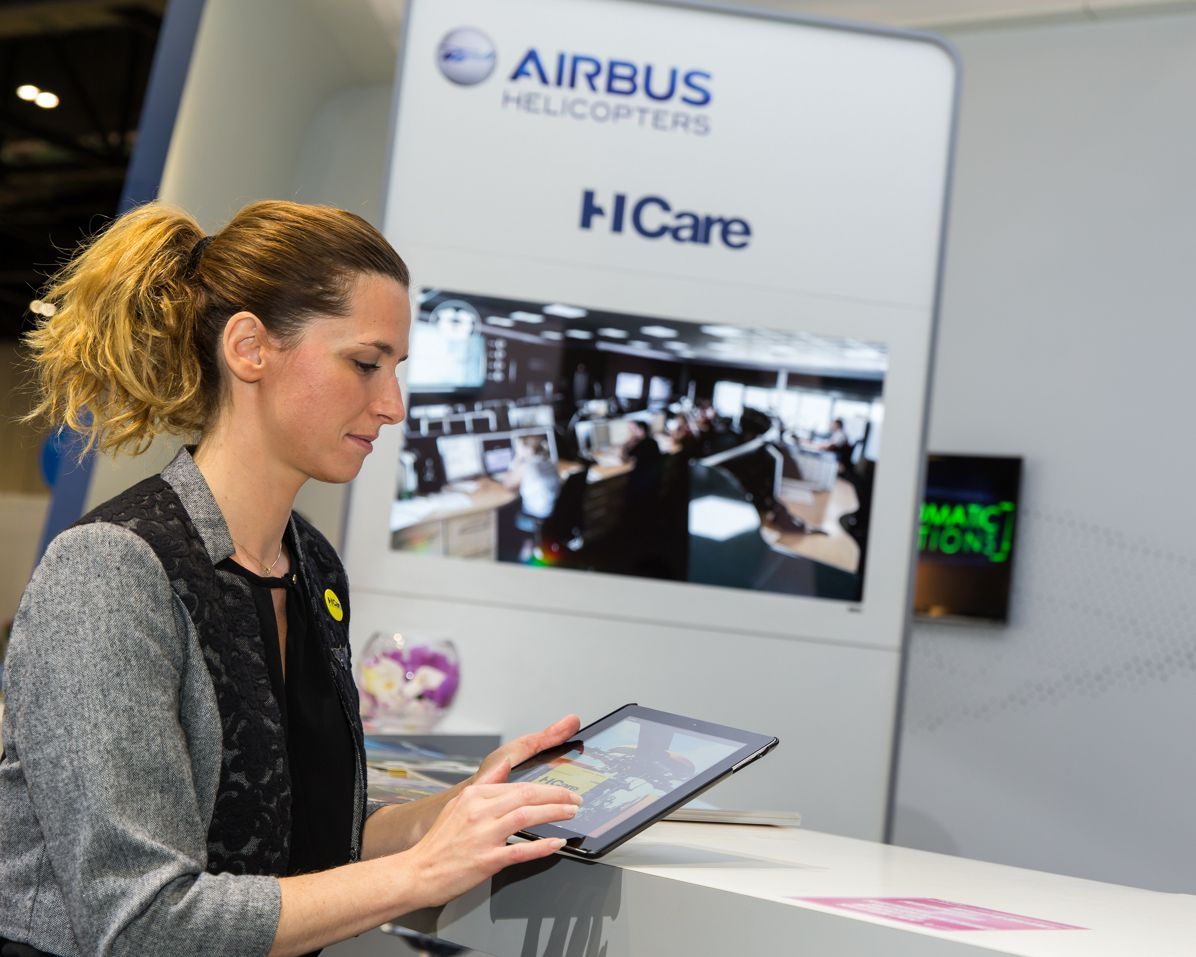 Airbus Helicopters' HCare Customer Service goes digital