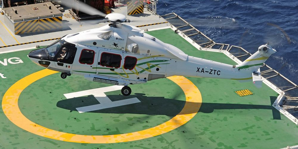 H175 performance further enhanced with 7.8t extended MTOW
