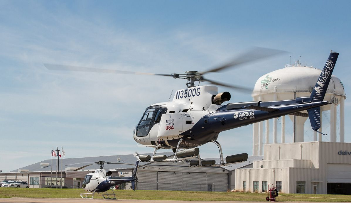 Cost reductions efforts pay off on H125, H130 and H135 programs