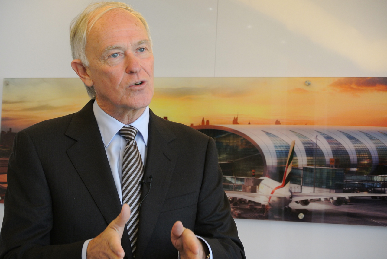 Tim Clark, the President of Emirates Airline – which is the world's largest A380 customer – says Airbus A380 continues to be extremely popular with the Dubai-based airline's customer base.