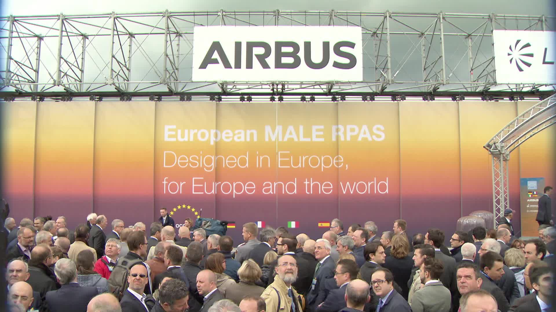 Watch the MALE RPAS unveiling ceremony