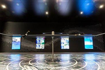 Experience Centre pavilion at ILA Berlin 2018