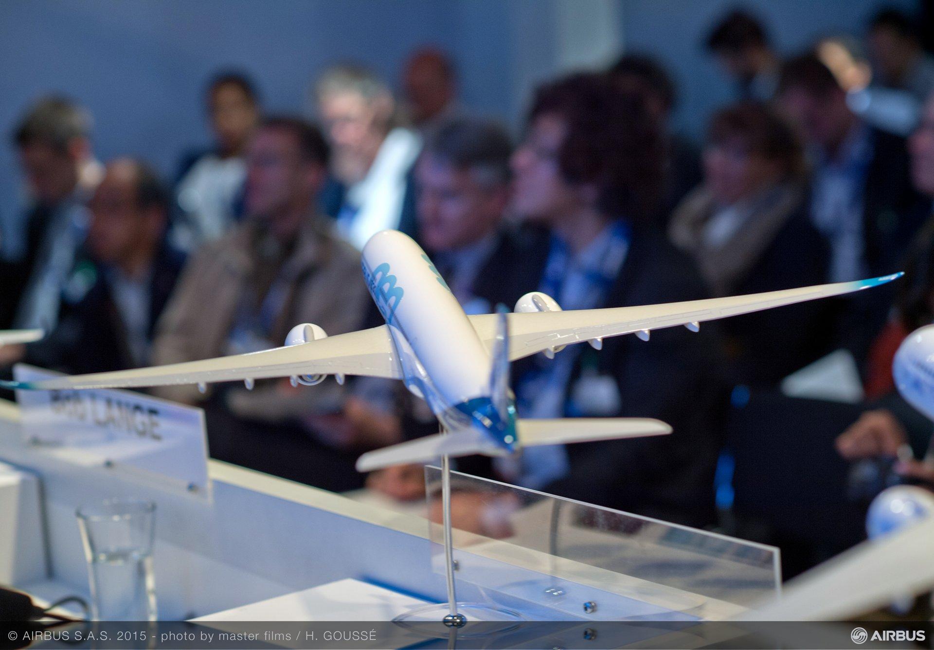 Paris Air Show 2015_Global Market Forecast 2
