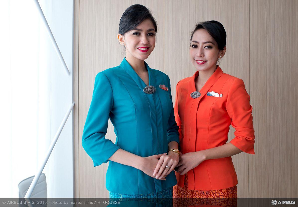 Paris Air Show 2015_Garuda crew