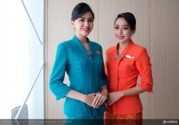 Paris Air Show 2015_Garuda crew