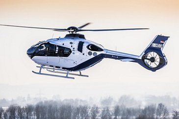 Airbus Helicopters showcases H135 Helionix at Heli-Expo alongside the ever popular H145 and H130