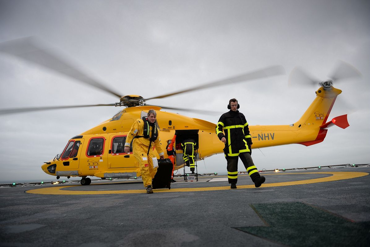 H175 fleet demonstrates its reliability and exceeds 3,000 flight hours in operation with NHV