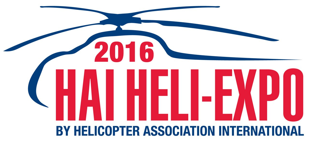 2016 HAI HELI-EXPO Logo, Airbus Helicopters focuses on its customers and presents products & services from a new perspective at Heli Expo 2016